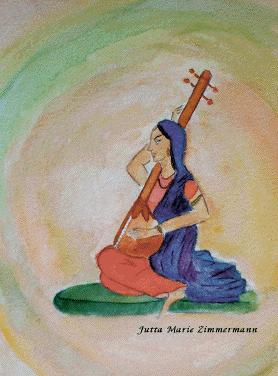 Nada Yoga - Der Yoga des heilenden Klangs - Jutta Marie Zimmermann - Teil 3 - Tampura Spielerin