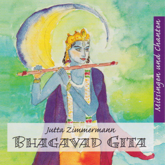 CD Bhagavad Gita - Mitsingen und Chanten