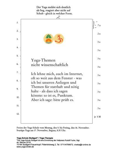 Übungsblatt 44-18 (Herbstferien)