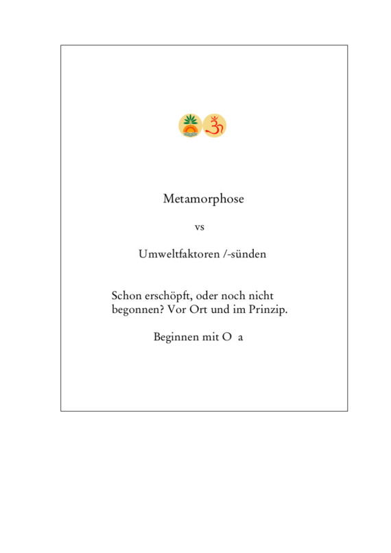 Metamorphose_vs_Umweltfaktoren