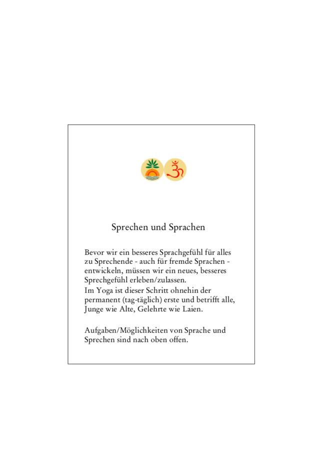 SprechenundSprache