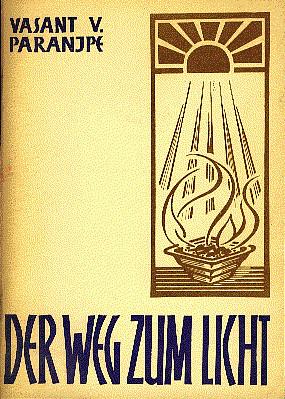 Vasant V. Paranjpe - Der Weg zum Licht