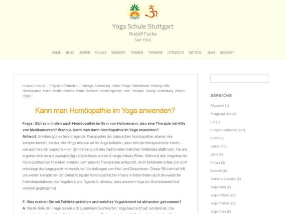 kann man homoeopathie im yoga anwenden
