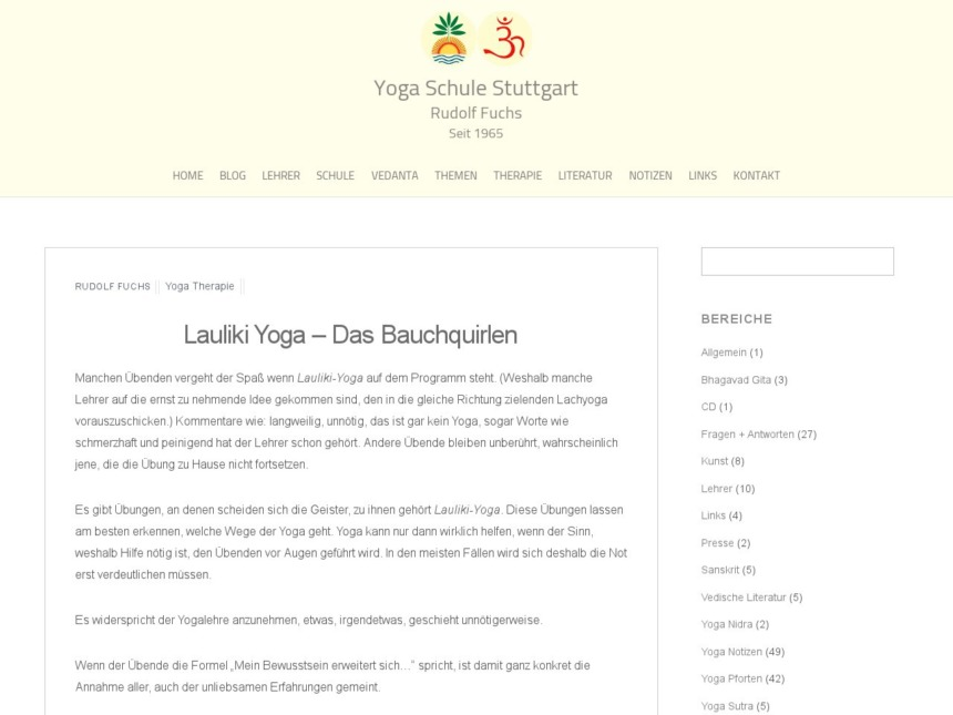 lauliki yoga das bauchquirlen