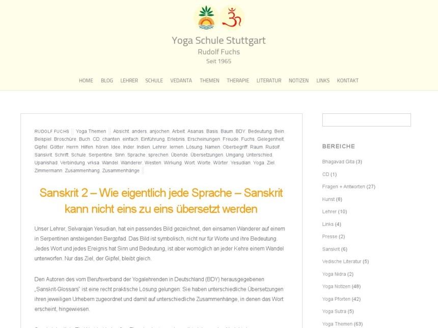 sanskrit 2 wie eigentlich jede sprache sanskrit kann nicht eins zu eins uebersetzt werden