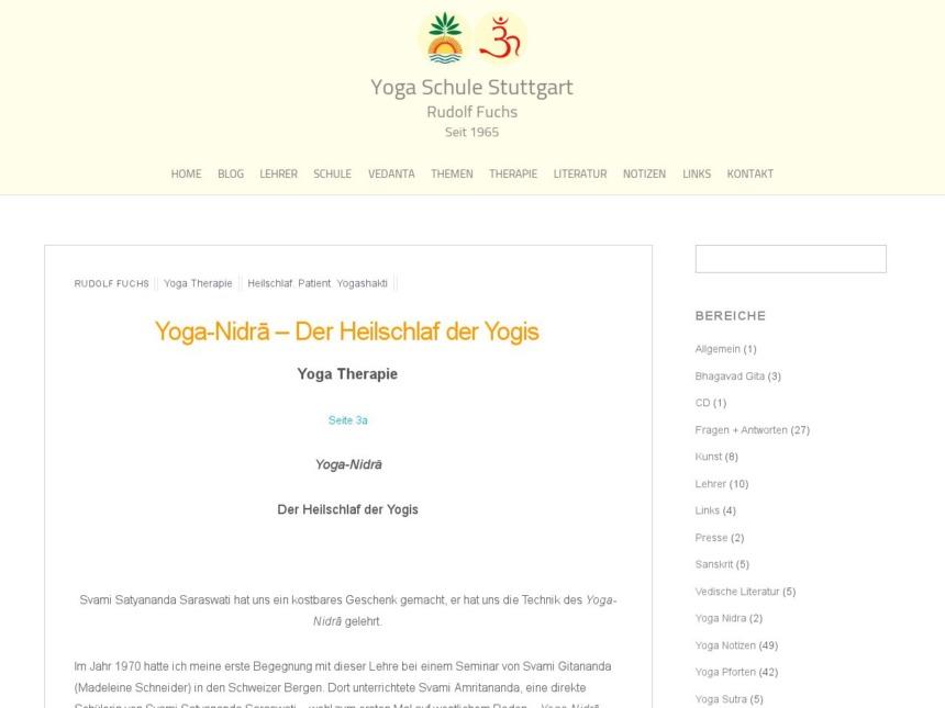 yoga nidra der heilschlaf der yogis