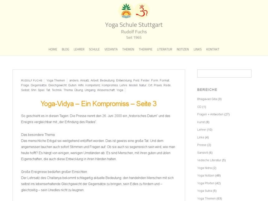 yoga vidya ein kompromiss seite 3